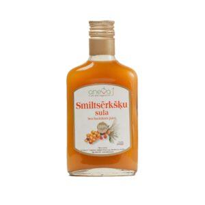 Smiltsērkšķu sula, 200 ml